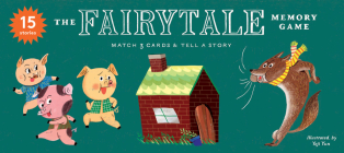 The Fairytale Memory Game: Match 3 cards & tell a story Cover Image