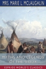 Myths and Legends of the Sioux (Esprios Classics) Cover Image
