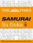 The Times Samurai Su Doku: Book 8 Cover Image