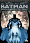 Batman: Whatever Happened to the Caped Crusader? Deluxe Cover Image