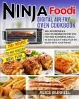 Ninja Foodi Digital Air Fry Oven Cookbook Cover Image