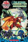 Bakugan Battle Planet: The Official Character Handbook Cover Image