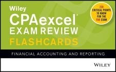 Wiley Cpaexcel Exam Review 2020 Flashcards: Financial Accounting and Reporting Cover Image