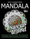 Adult Coloring Books Mandala Vol.3 Cover Image