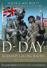 Major & Mrs Holt's Definitive Battlefield Guide to the D-Day Normandy Landing Beaches: 75th Anniversary Edition with GPS References (Major and Mrs Holt's Battlefield Guides) Cover Image