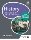 History for Common Entrance: The Making of the UK 1485-1750 Cover Image