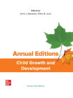 Annual Editions: Child Growth and Development Cover Image