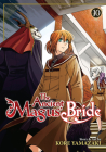 The Ancient Magus' Bride Vol. 10 Cover Image