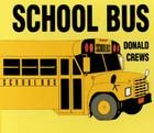 School Bus Board Book Cover Image