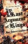 Last Argument of Kings Cover Image