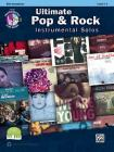 Ultimate Pop & Rock Instrumental Solos: Alto Sax, Book & Online Audio/Software/PDF [With CD (Audio)] (Ultimate Pop Instrumental Solos) Cover Image