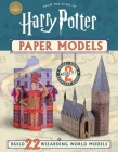 Harry Potter Paper Models Cover Image