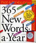 365 New Words-A-Year Page-A-Day Calendar 2007 Cover Image