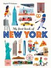 My First Book of New York Cover Image