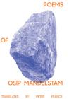 Poems of Osip Mandelstam Cover Image