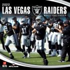 Las Vegas Raiders 2022 12x12 Team Wall Calendar Cover Image