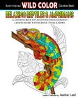 Relaxing Reptiles & Amphibians: Adult Coloring Book Cover Image