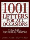 1001 Letters For All Occasions: The Best Models for Every Business and Personal Need Cover Image