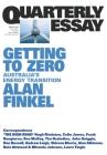 Getting to Zero: Australia's Energy Transition: QE81 Cover Image
