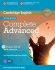 Complete Advanced Student's Book with Answers [With CDROM] Cover Image