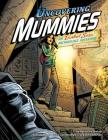 Uncovering Mummies: An Isabel Soto Archaeology Adventure (Graphic Expeditions) Cover Image