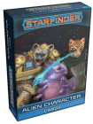 Starfinder Alien Character Deck Cover Image