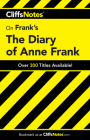 CliffsNotes on Frank's The Diary of Anne Frank Cover Image