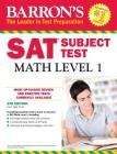 Barron's SAT Subject Test: Math Level 1 Cover Image