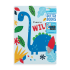 Doodle Pad Duo Sketchbooks - Dino Days Cover Image