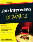 Job Interviews for Dummies Cover Image