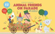 Animal Friends on Parade Puzzle Cover Image