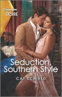 Seduction, Southern Style: A Secret Heiress, Workplace Romance Cover Image