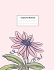Composition Notebook: Wide Ruled Lined Paper: Large Size 8.5x11 Inches, 110 pages. Notebook Journal: Pink Realistic Crin Workbook for Presch Cover Image