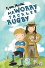 Mr Worry Tackles Rugby Cover Image