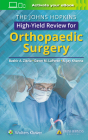 The Johns Hopkins High-Yield Review for Orthopaedic Surgery Cover Image