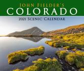 John Fielder's 2021 Scenic Wall Calendar Cover Image