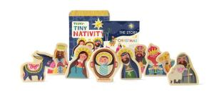 Teeny-Tiny Nativity (RP Minis) Cover Image