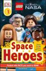 DK Readers L1: LEGO® Women of NASA: Space Heroes (DK Readers Level 1) Cover Image