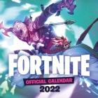 Fortnite (Official): 2022 Calendar Cover Image