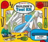 Let's Pretend Builders Tool Kit: With Book and Press-Out Pieces Cover Image