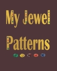 My Jewel Pattern: A sketch Book For jewellery Pattern & Design Cover Image