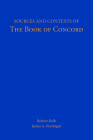 Sources and Contexts of The Book of Concord Cover Image