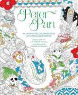Peter Pan Coloring Book Cover Image