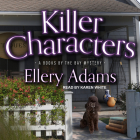 Killer Characters (Books by the Bay Mystery #8) Cover Image