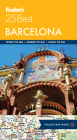 Fodor's Barcelona 25 Best (Full-Color Travel Guide #8) Cover Image