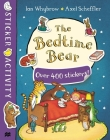The Bedtime Bear Sticker Book (Tom and Bear) Cover Image