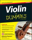 Violin for Dummies, Book + Online Video & Audio Instruction Cover Image