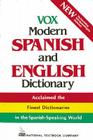 Vox Modern Spanish and English Dictionary Cover Image