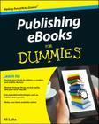 Publishing E-Books for Dummies Cover Image