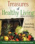 Treasures of Healthy Living Bible Study Cover Image